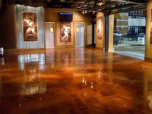 Stained Concrete Nashville